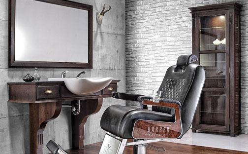 Jak urządzić salon barberski i na co zwrócić uwagę przy wyborze foteli