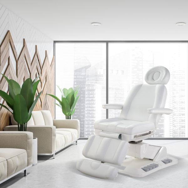 Fotele zabiegowe